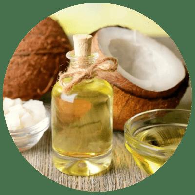 Olej kokosowy na celulit